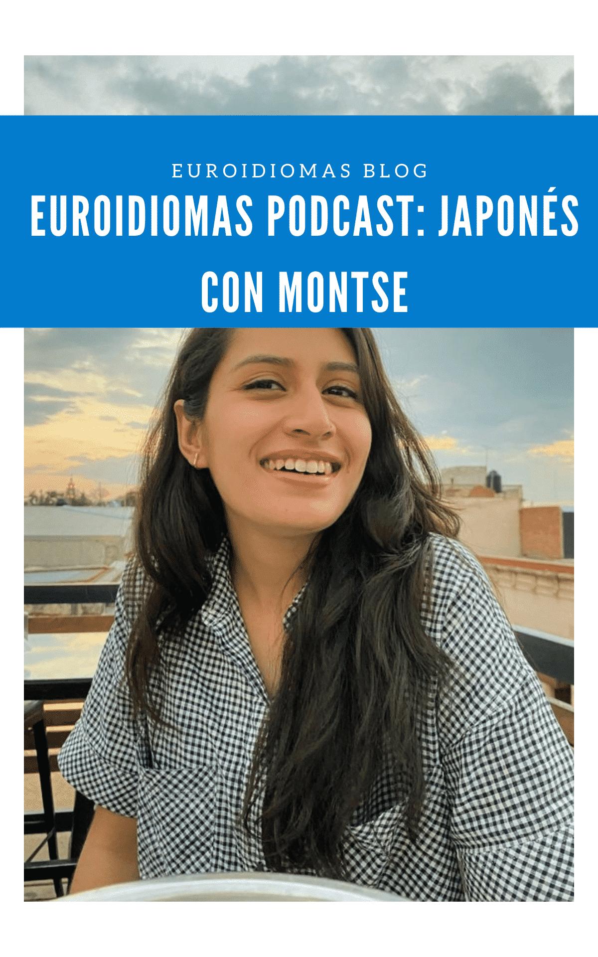 Japonés con Montse